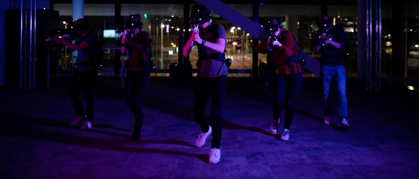 Rotterdam Ahoy opent per 9 juni Virtual Reality Arcade