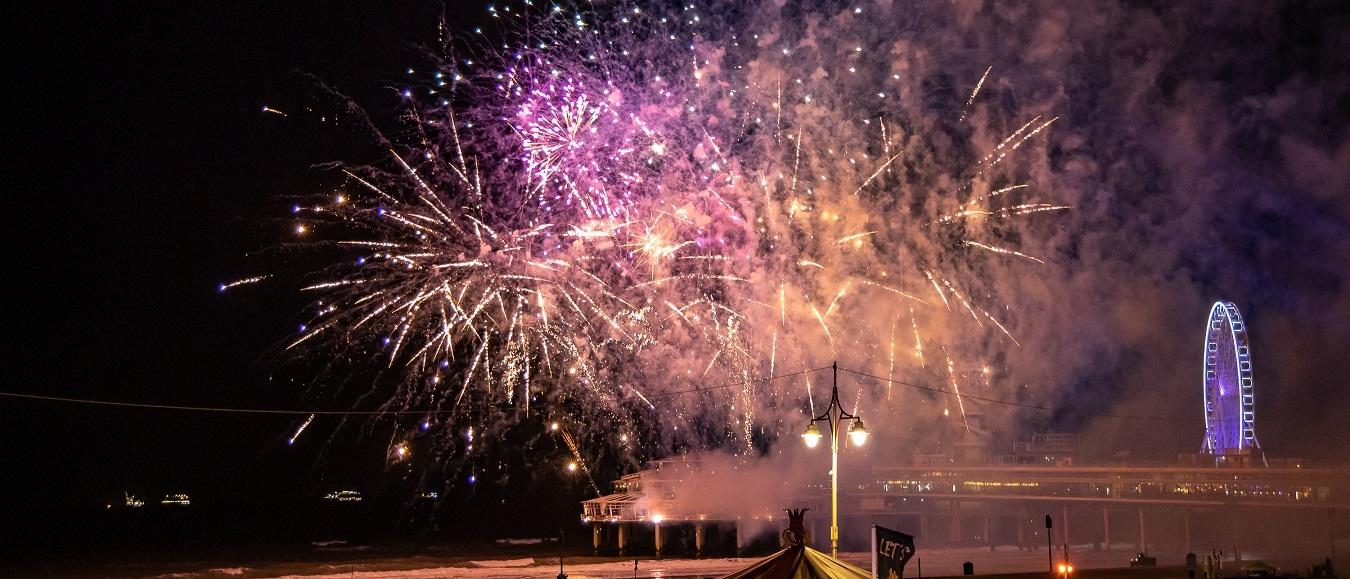 Speciale editie Internationaal Vuurwerkfestival Scheveningen