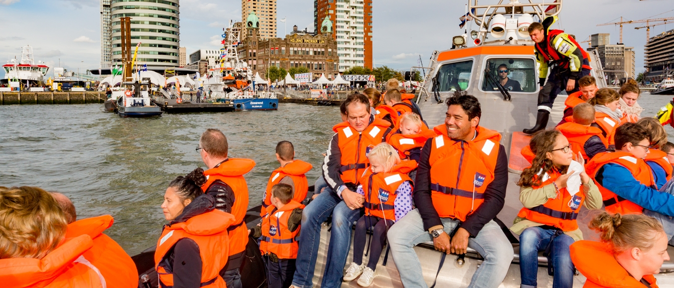Wereldhavendagen Rotterdam breidt aanbod uit
