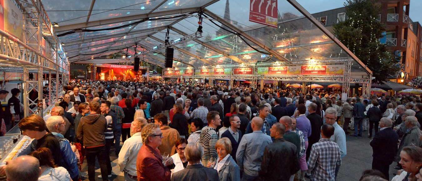 WMC Buitenfestival verovert Kerkrade