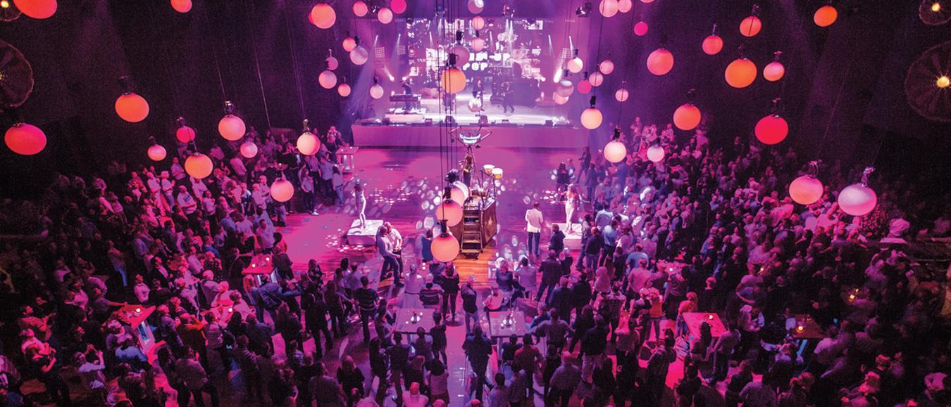 Virtuele tour evenementenlocaties Efteling
