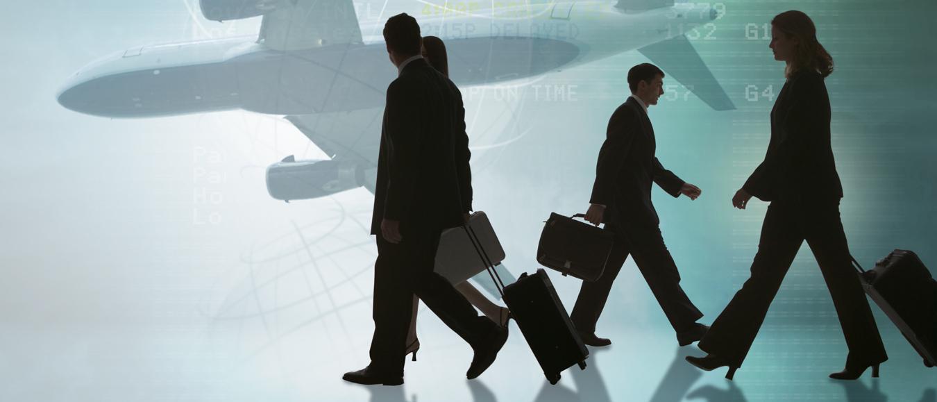 Zakenreizen duurder door verbeterde wereldeconomie