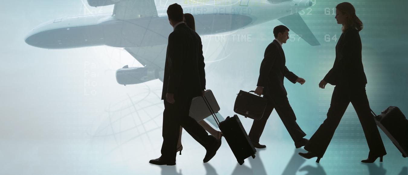 Geen toeslag op vluchttarieven door overeenkomst American Express Global