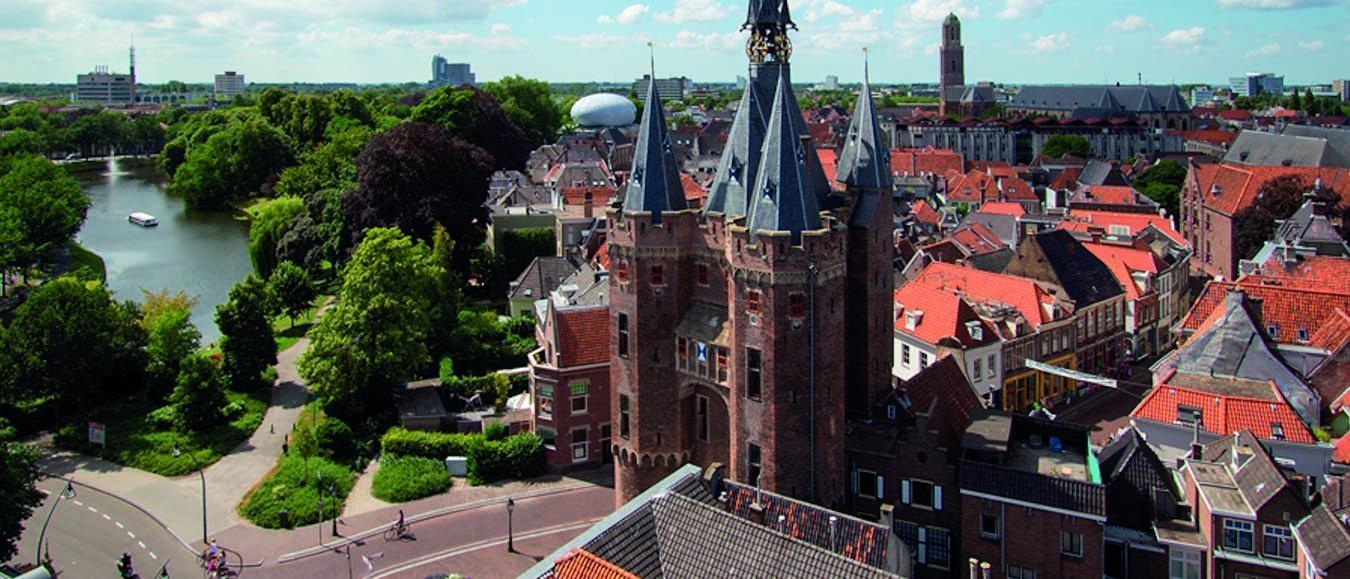 13 Mei: Site Visit Zwolle