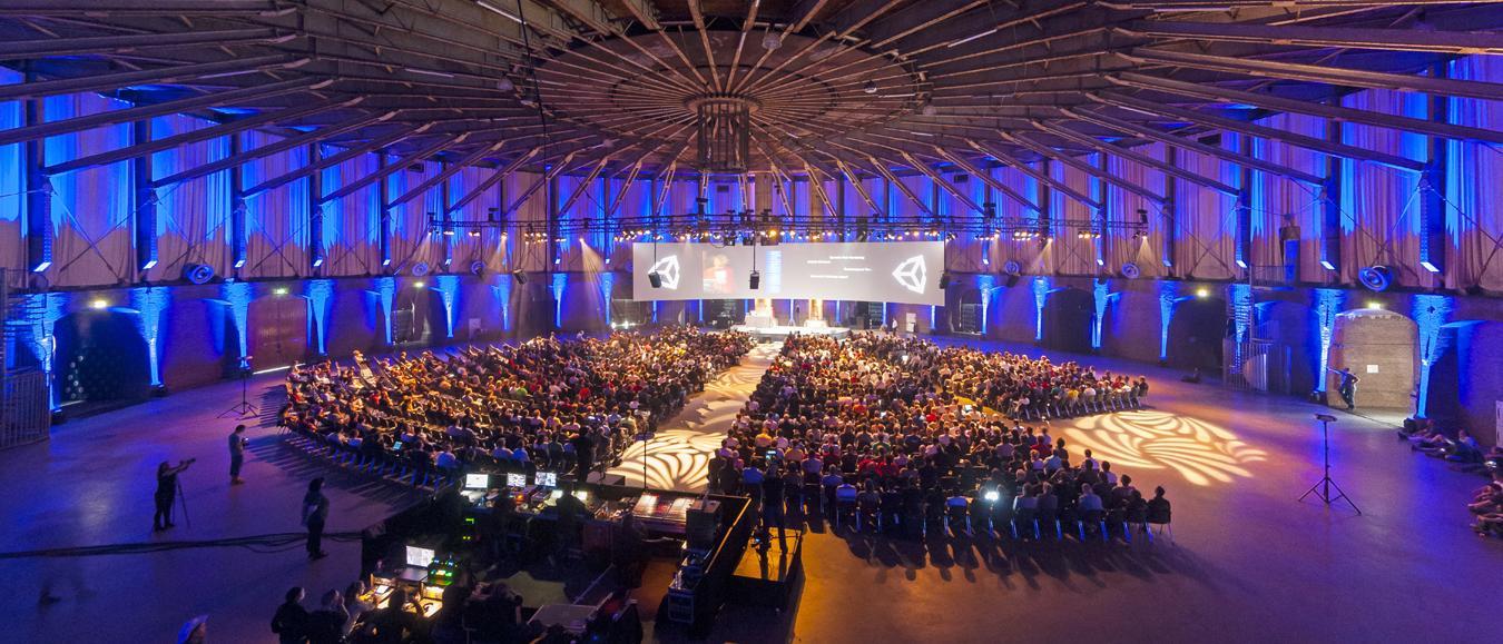 Westergasfabriek: event-domein met industriële grandeur
