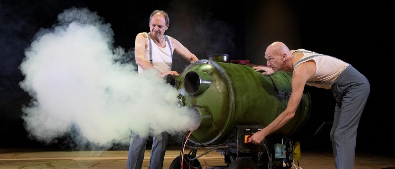 Extra voorstellingen Waardenberg en De Jong in Luxor