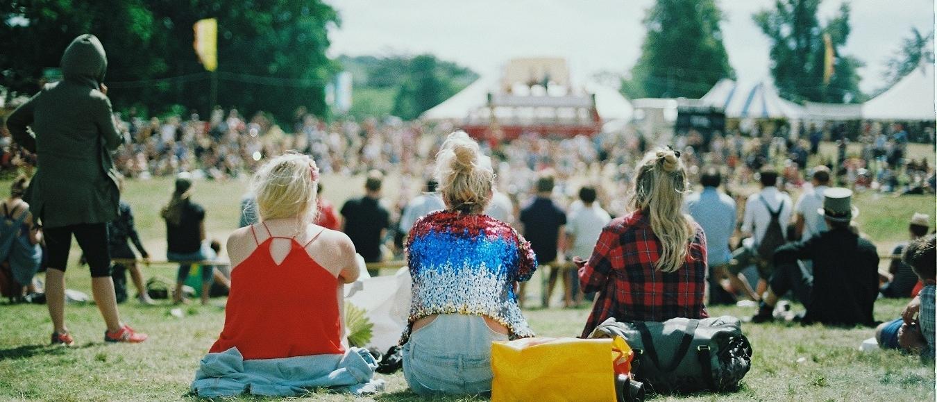 Mojo-onderzoek: leveren festivals weinig Coronagevaar op?