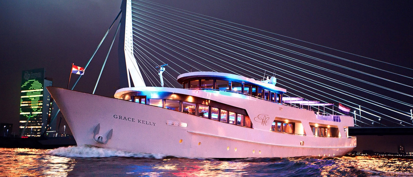 Yacht Experience Grace Kelly
