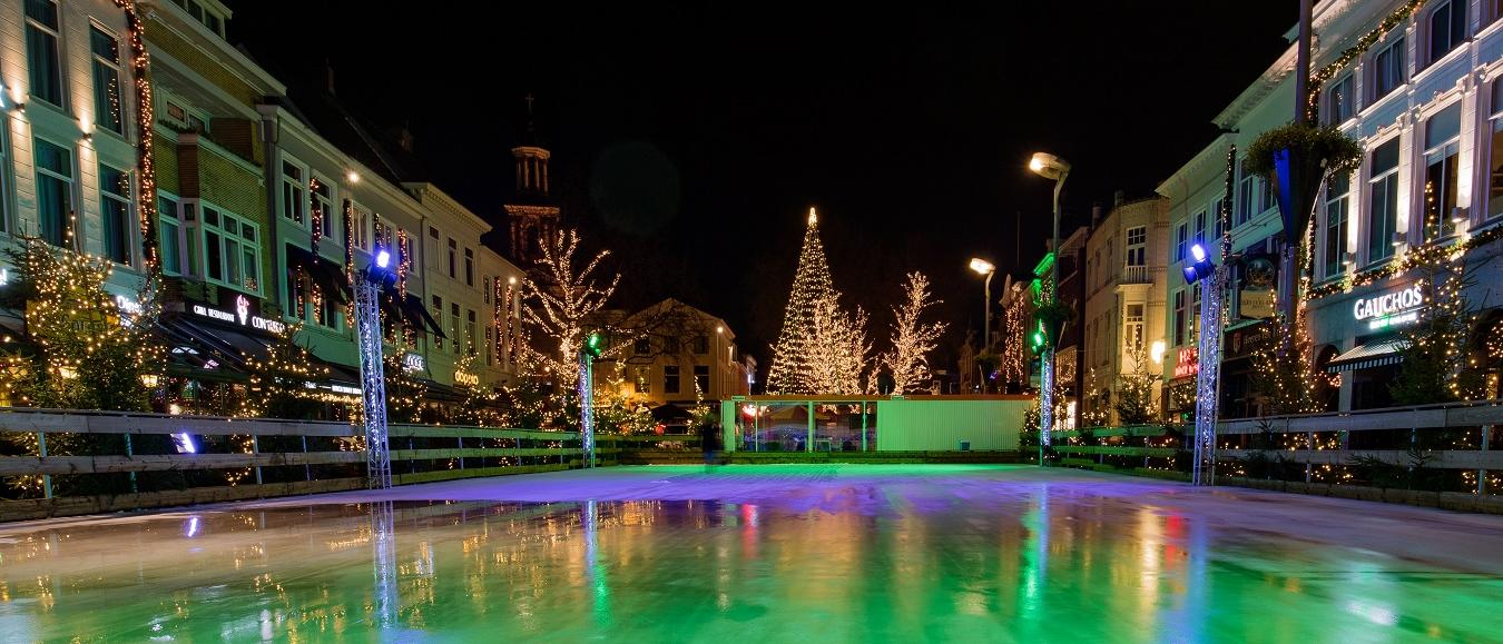 Citymarketing Breda tovert met winterse taferelen