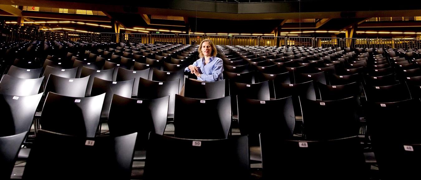 Zoeken naar de beste oplossing voor beide partijen #4 Jolanda Jansen, Rotterdam Ahoy