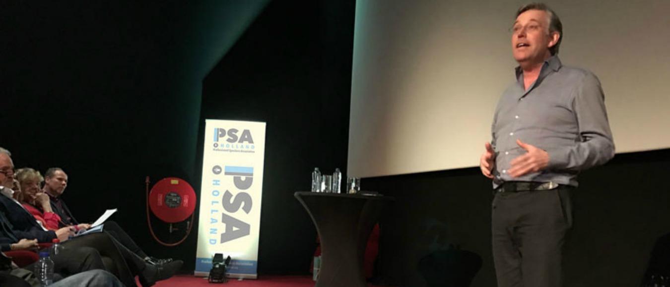Damiaan Denys winnaar Beste Speech van Nederland