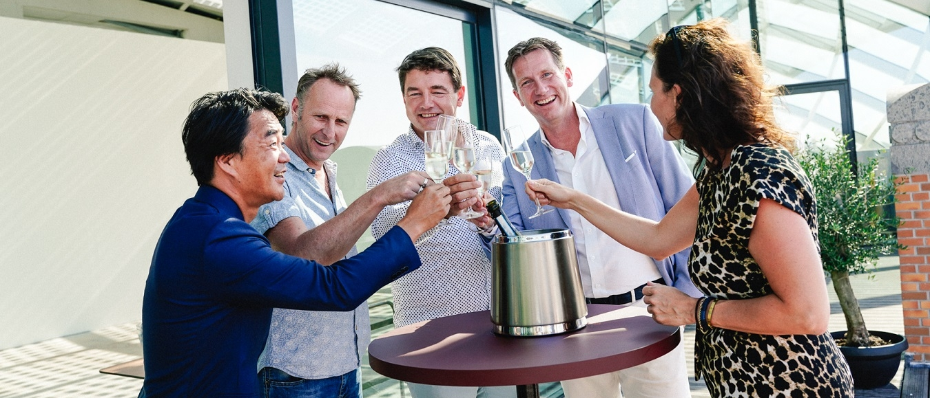 Capital C start culinaire samenwerking