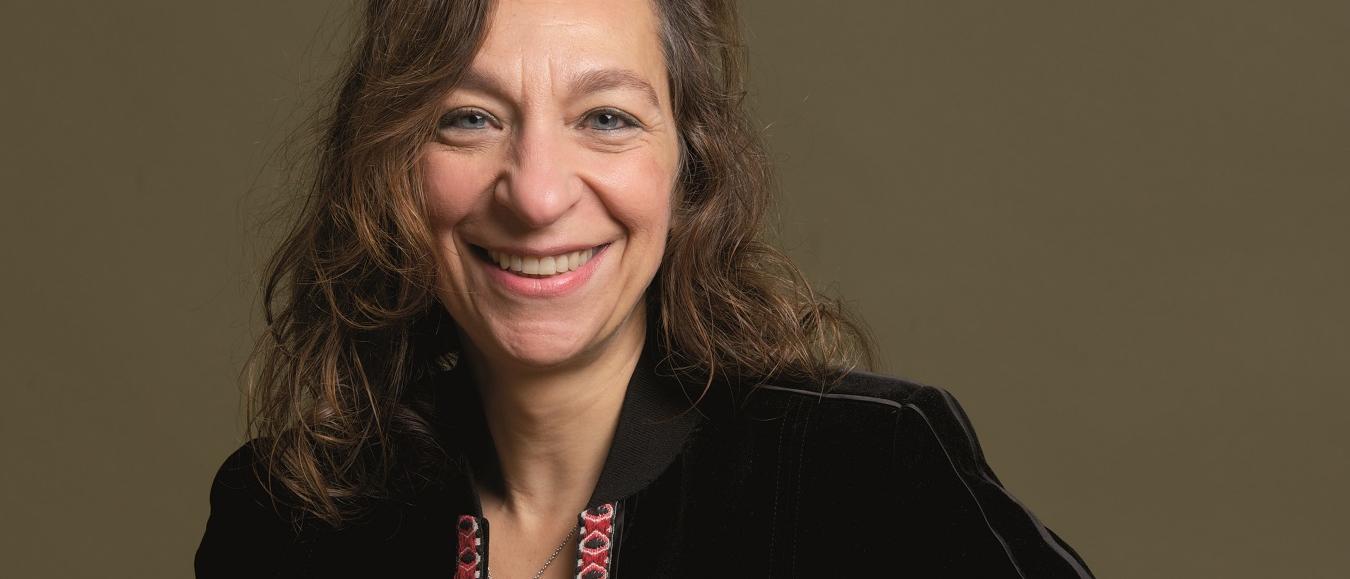 Nieuwe Componist des Vaderlands: Calliope Tsoupaki