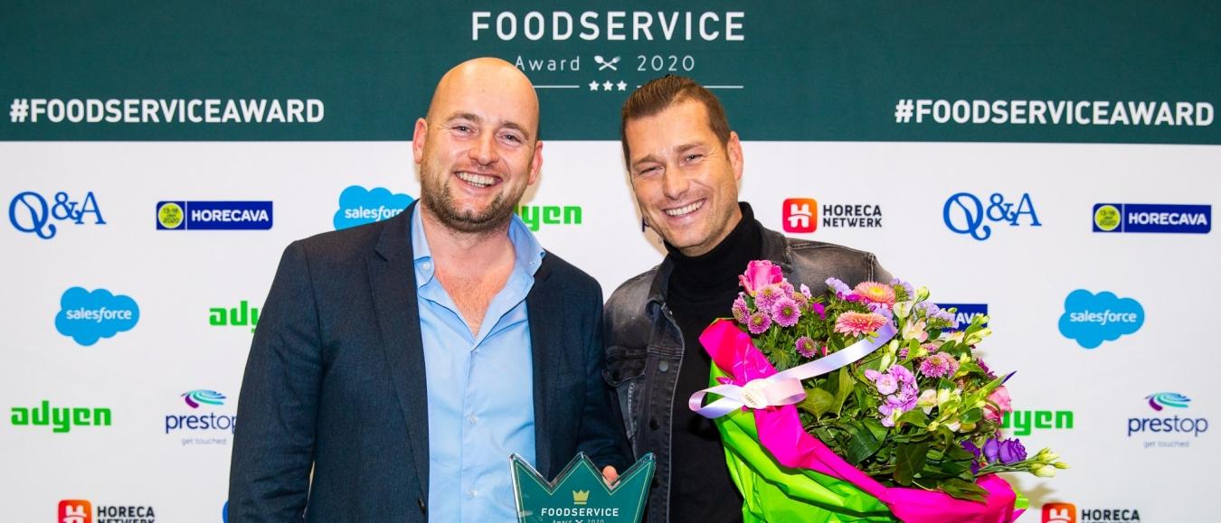 Horecava 'Foodservice Award' voor restaurant De Beren