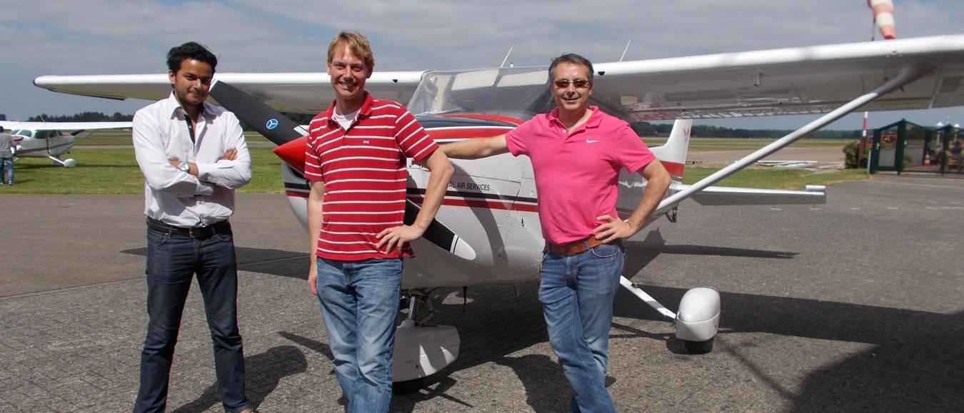 Fly & Drive op de Veluwe