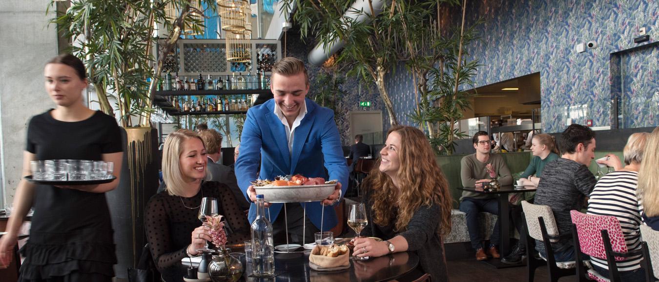 Gastvrij Rotterdam maakt zich op voor ondernemerschap