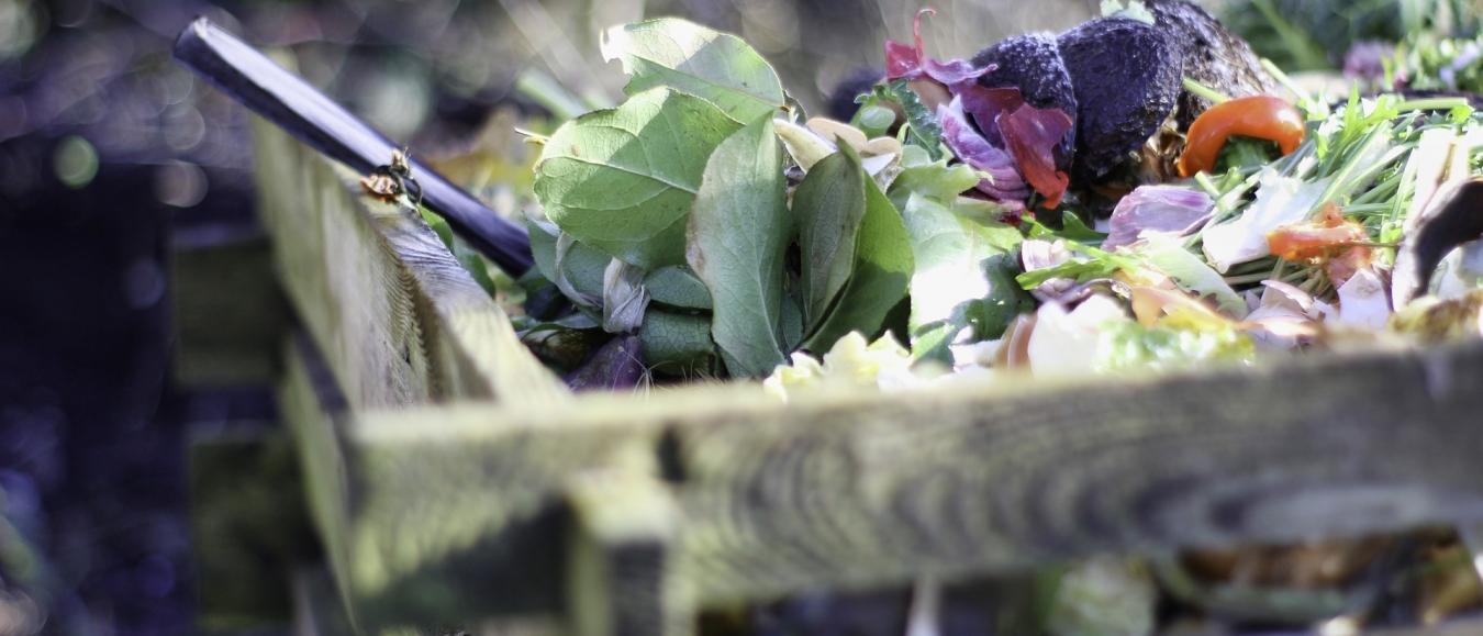 Papendal kookt voortaan ook op bioafval