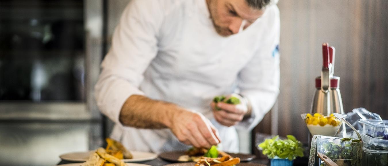 Grand Catering lanceert gedurfd vedge concept