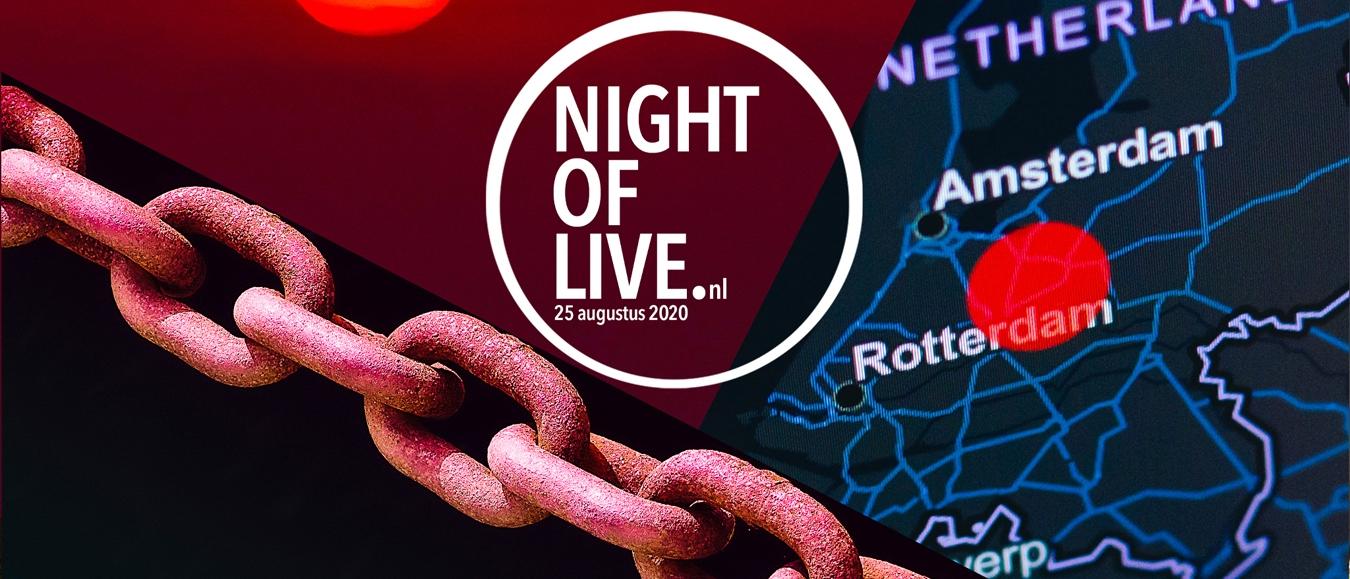 Night of Live: We doen een vlammend appèl op de gehele evenementenindustrie!