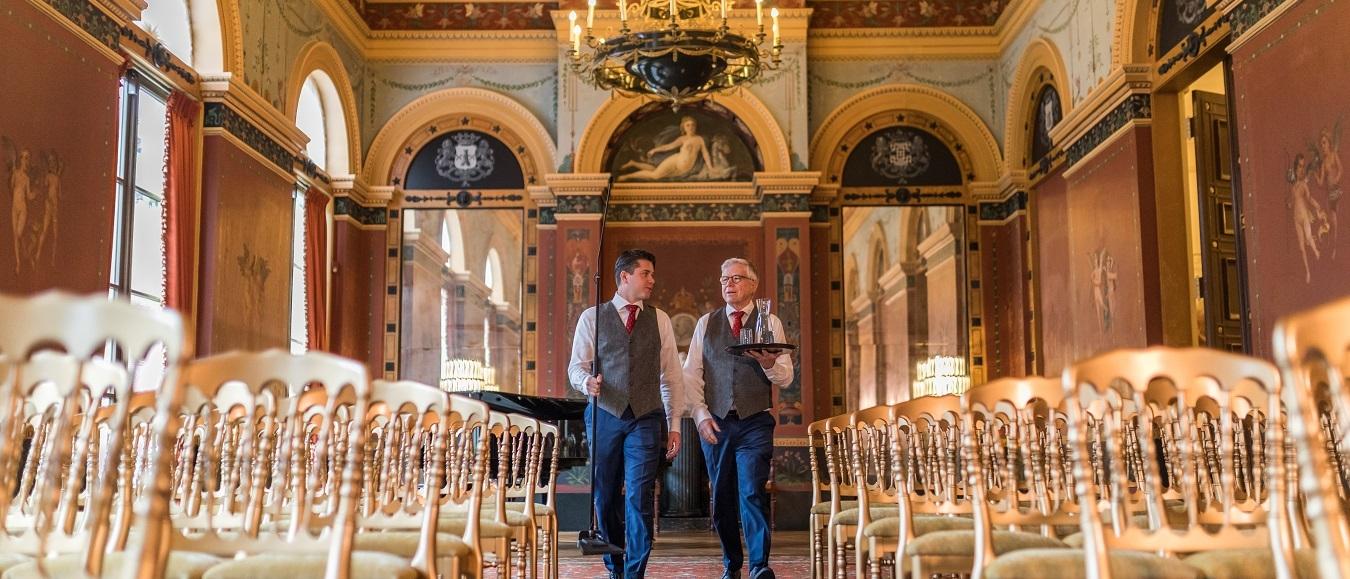 Heirloom opent Utrechts mooiste monumenten voor evenementen