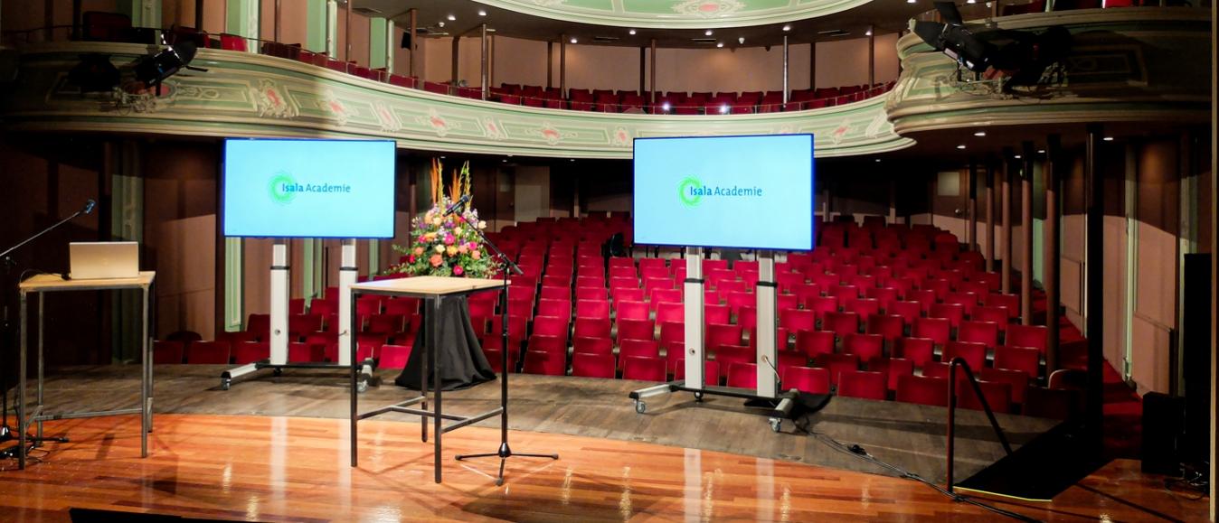 Schouwburg Odeon geeft vertrouwen