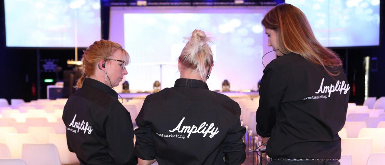 Amplify goes international: 'Ver bestaat niet meer'