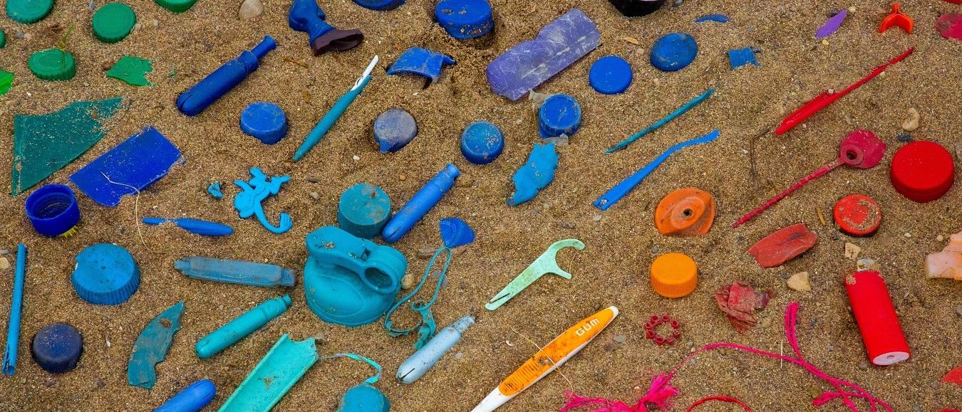 Scheppen voor schoon water voor World Cleanup Day