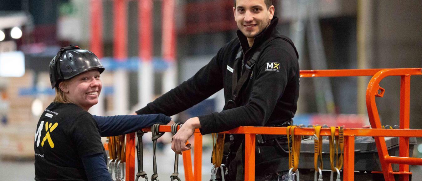 Mansveld Expotech, making sense of technology