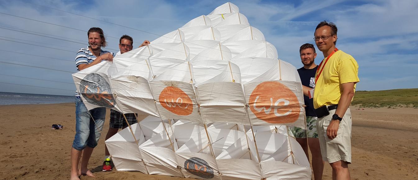 SPEV/Noordwijk-Events: actieve en creatieve events onder professionele begeleiding