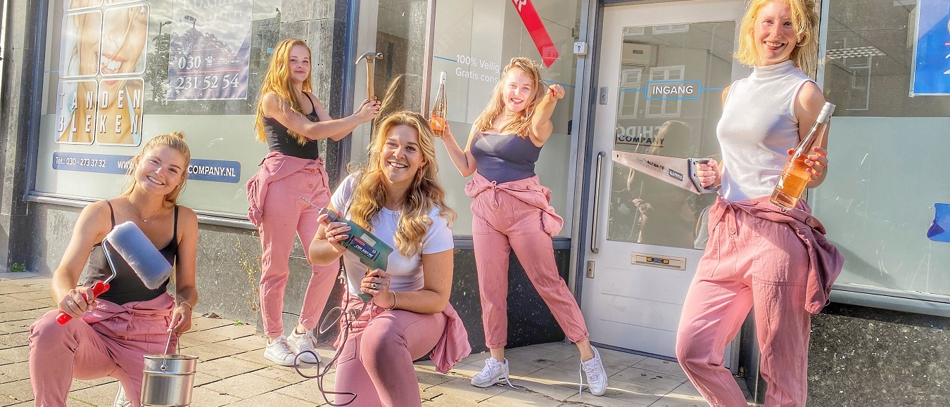 Meisjes van de Wijn opent pop-up wijnwinkel in Utrecht