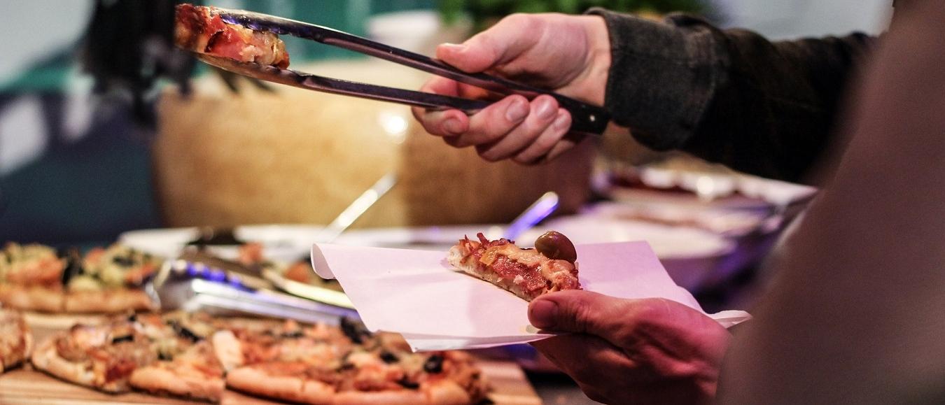 NBC Congrescentrum redt lekker eten met Too Good To Go