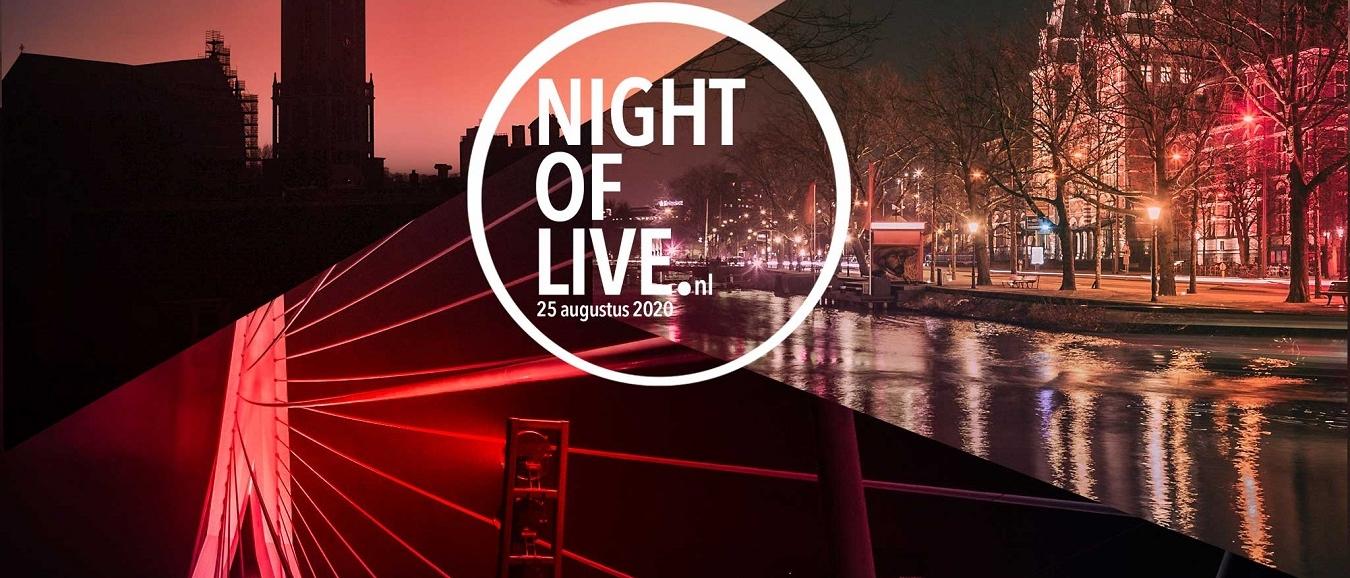 Night of Live: evenementenindustrie kleurt rood