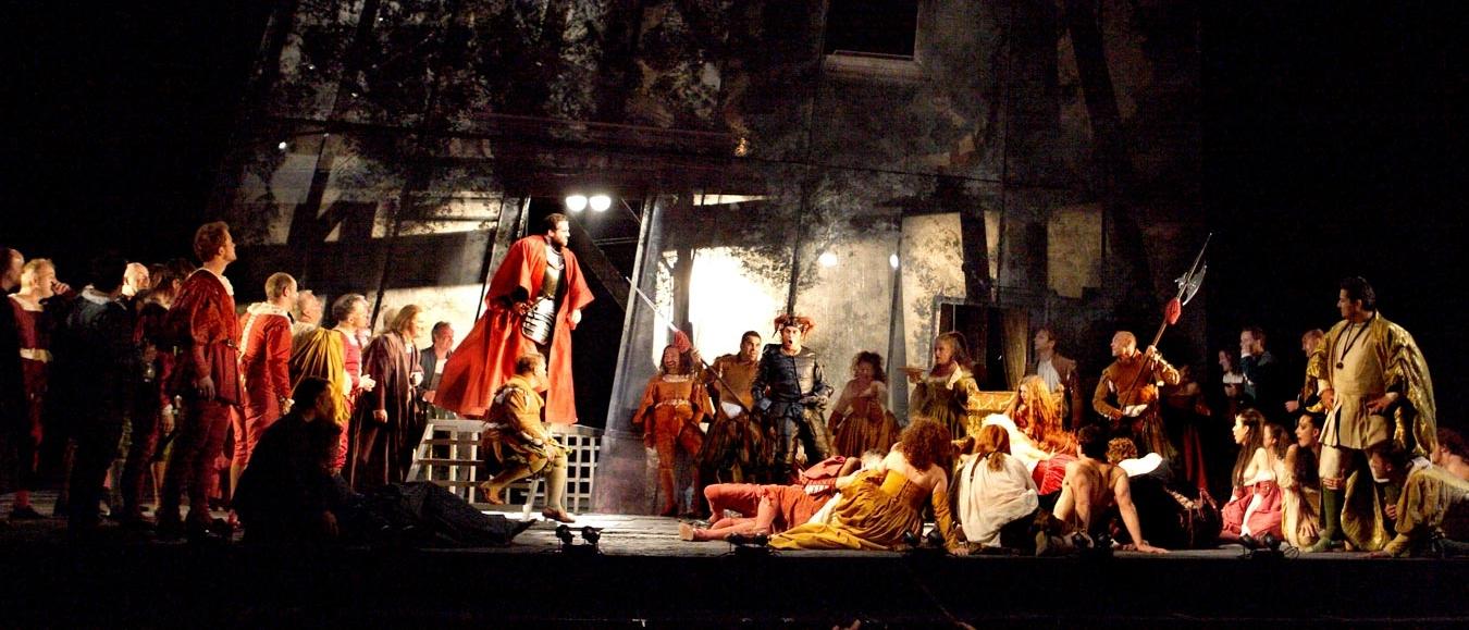 Vue Kerkrade toont Verdi's populairste opera Rigoletto