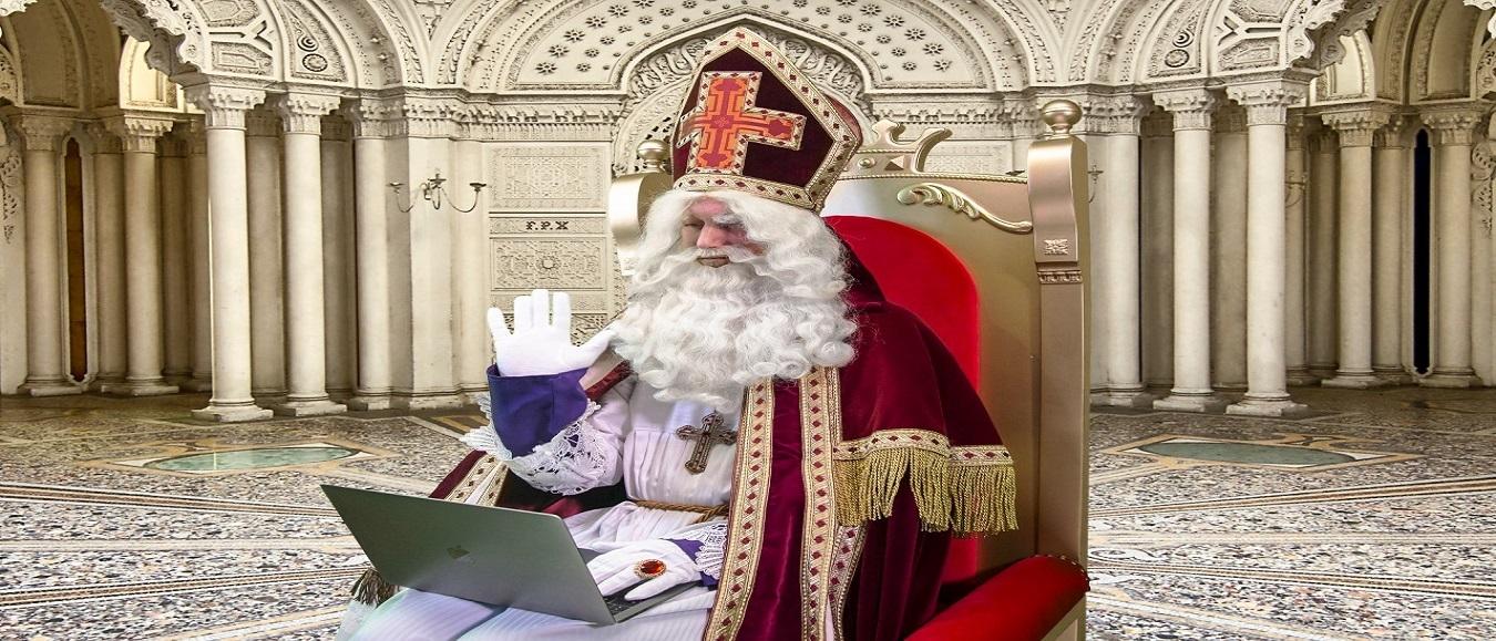 Met deze actie vier je Sinterklaas met je collega's