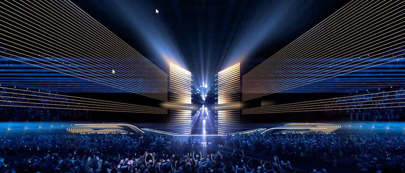 Eurovisie Songfestival goed voor ondernemers in evenementenbranche