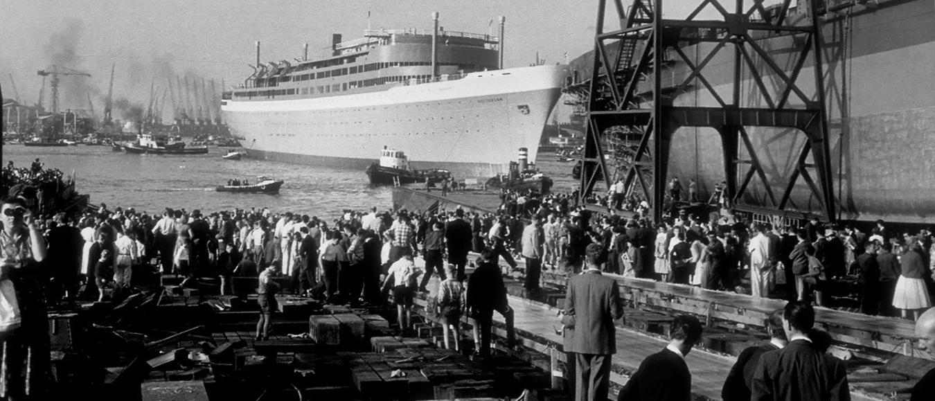 ss Rotterdam viert 60 jaar gastvrijheid