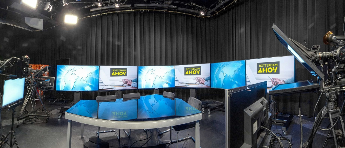 Nieuw: Studio Ahoy
