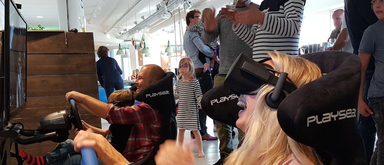 Urban Events   /Race Simulators  /Virtual Reality  /Games