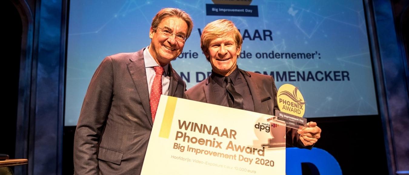 Van den Krommenacker & Aytekin winnen Phoenix Award
