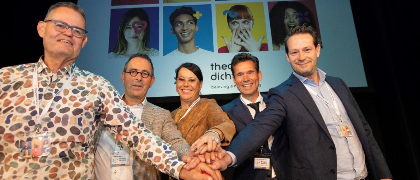 Samenwerkende theaters Limburg lanceren theaterdichtbij.nl