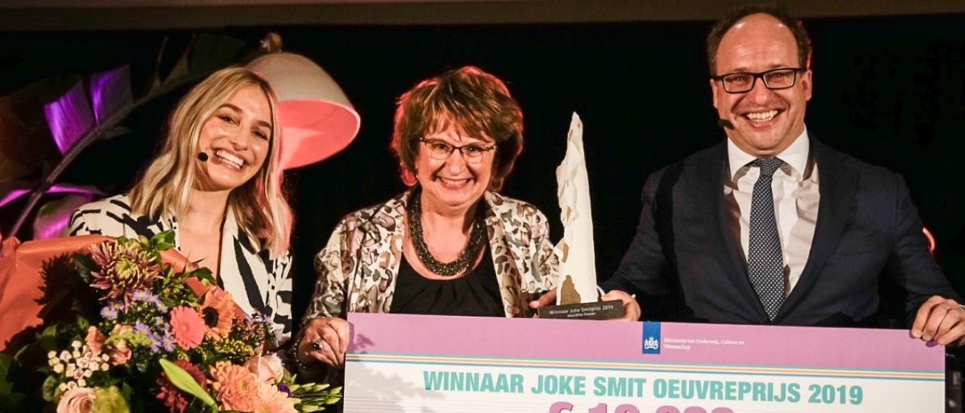East Side ontwikkelt totaalcampagne Joke Smit Prijs