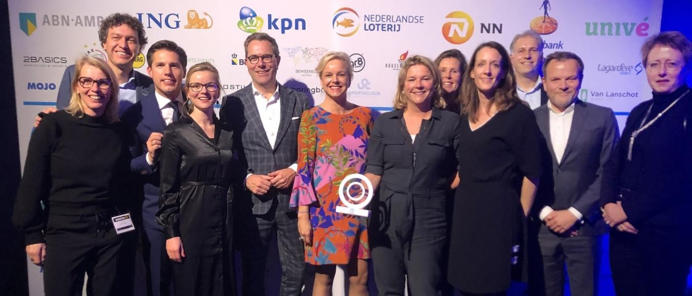Landal GreenParks en Natuurmonumenten winnen gouden SponsorRing