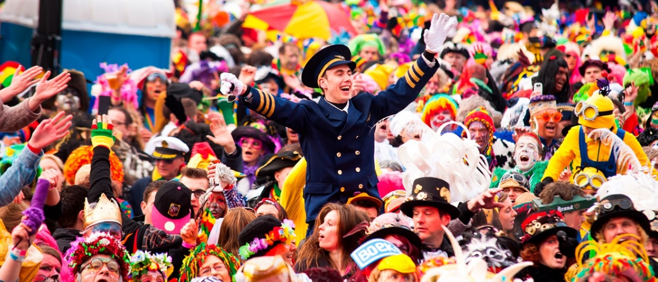 Grootste carnavalsevenement van Limburg in duurzaam jasje