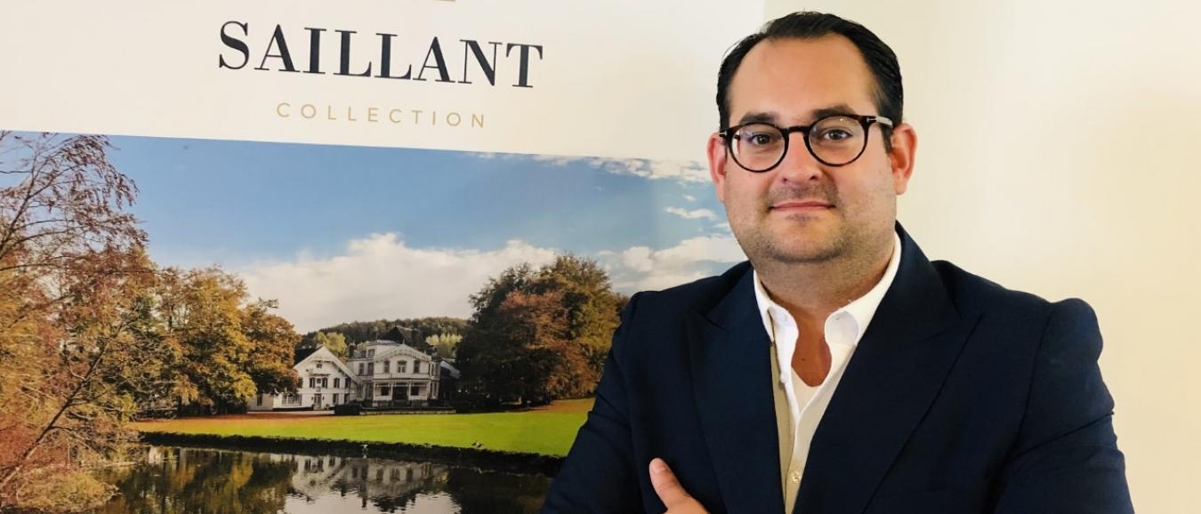 Roderick van Muyden nieuwe eigenaar Saillant Collection