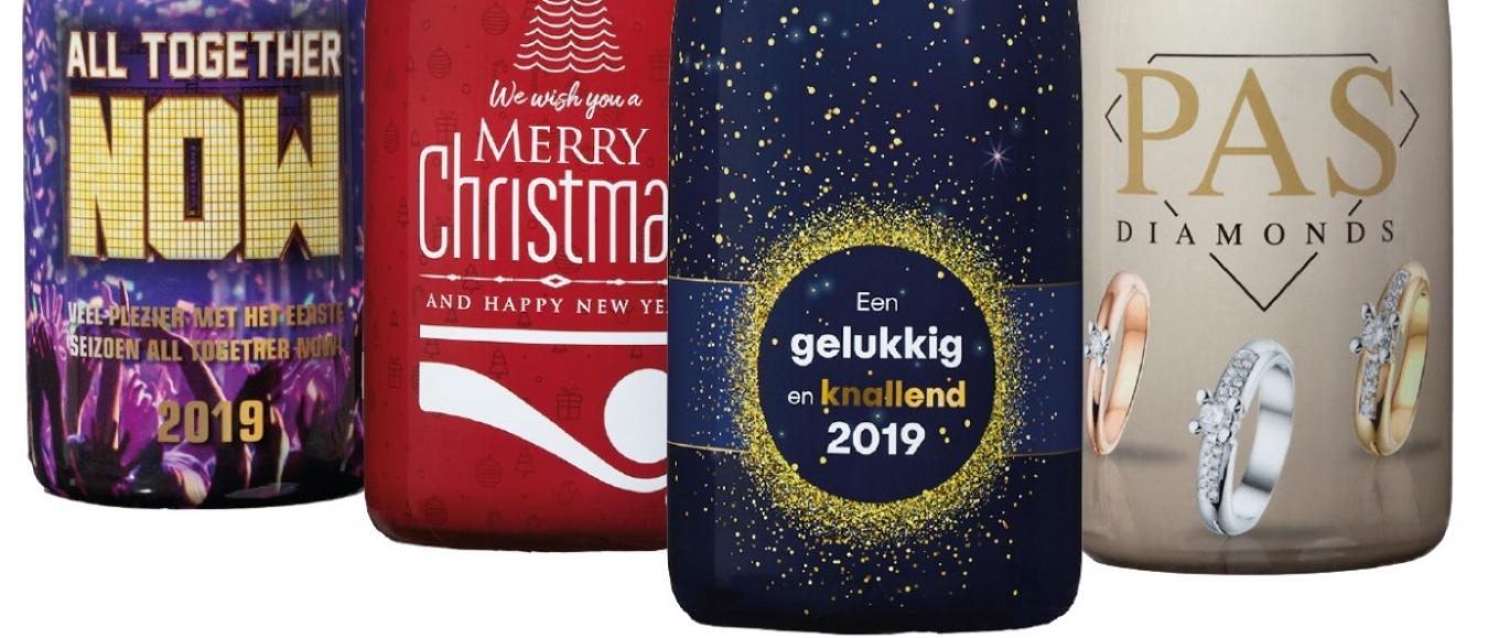BedrukteFles.nl gaat internationaal