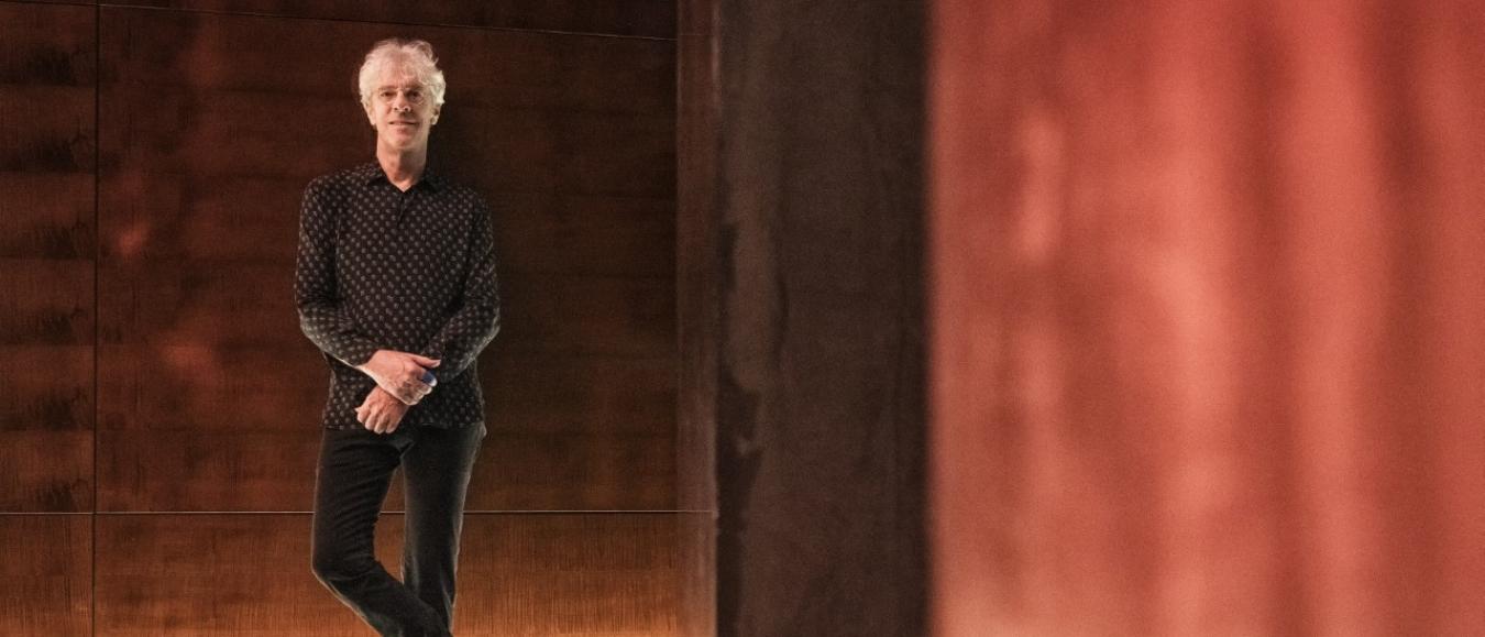 Stewart Copeland (The Police) speelt met het Metropole Orkest in Het Concertgebouw