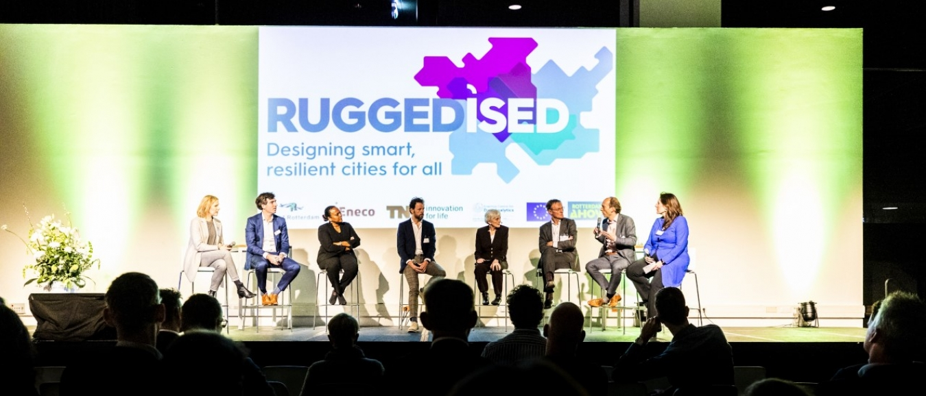 RUGGEDISED-congres Ahoy bewijst: samenwerken loont bij verduurzaming