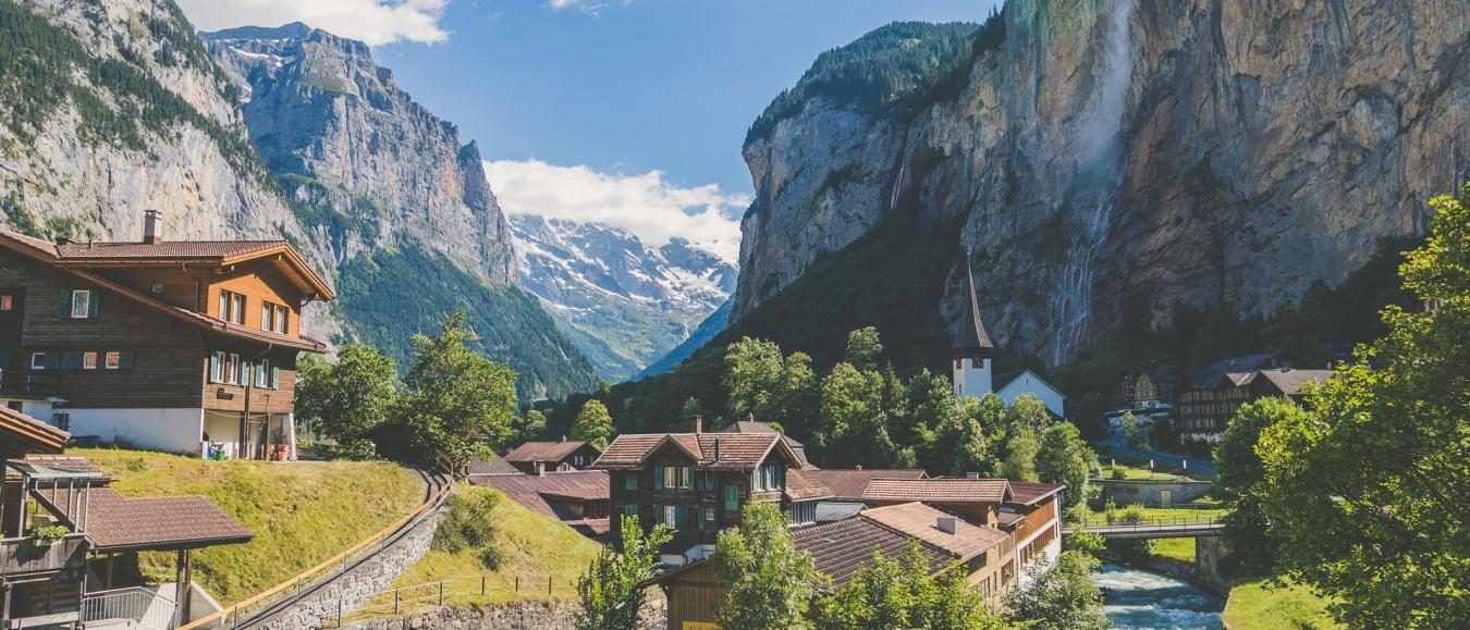 Ontdek een Zwitserse stad op eigen gelegenheid