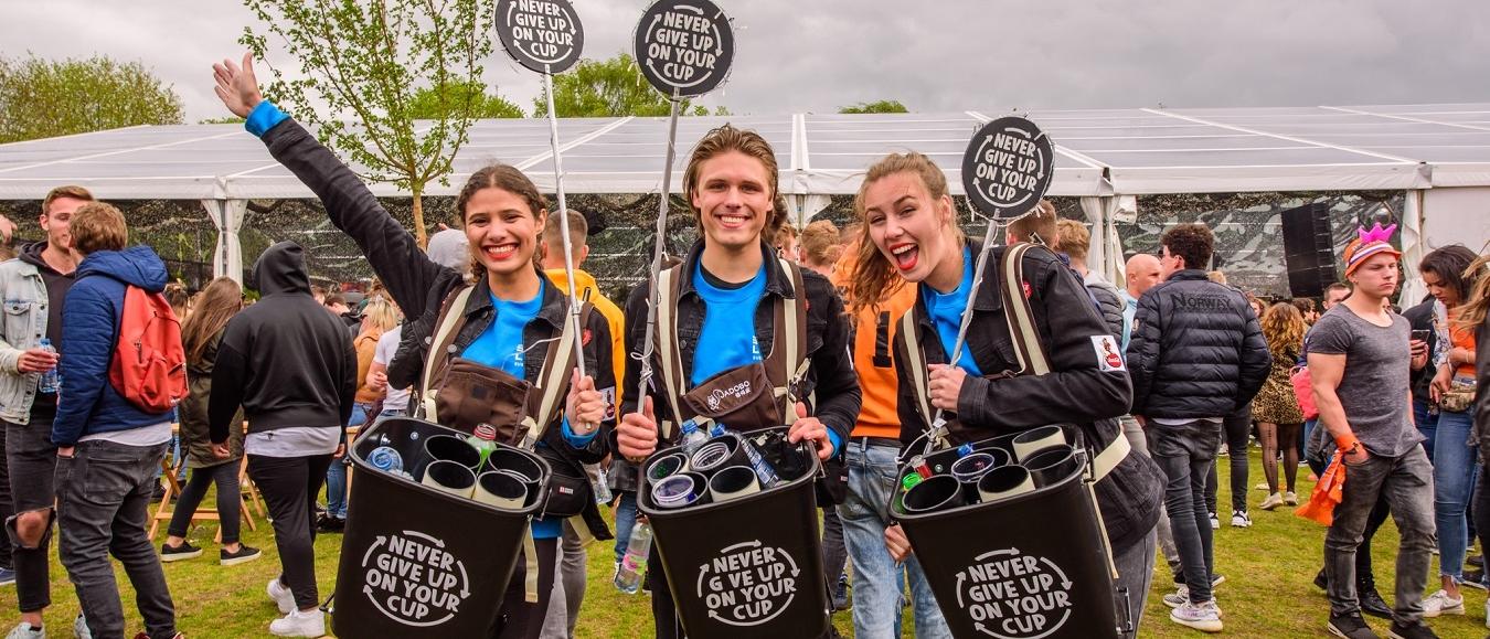 Festivalbranche verandert: van just drop it naar don't waste it (2)