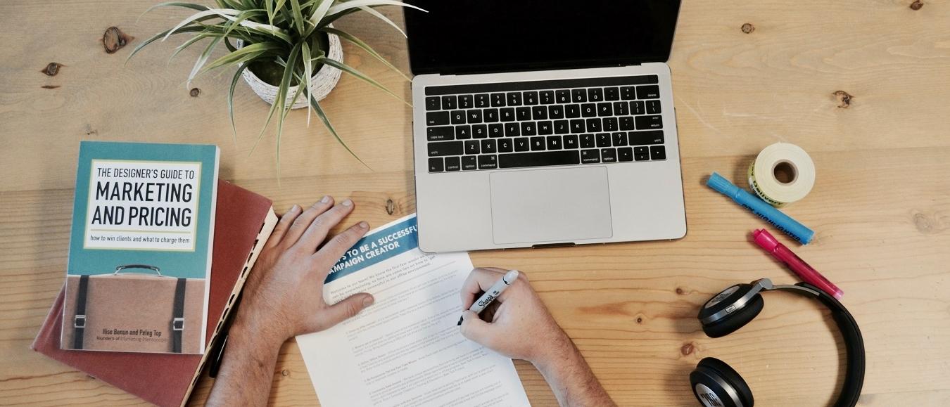 Hoe vermarkt je jezelf als eventfreelancer? Download de whitepaper